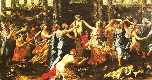 Какого зверя воины Спартака рисовали на своих щитах