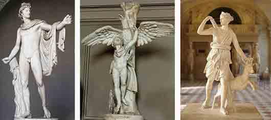 Придворный скульптор Александра Македонского