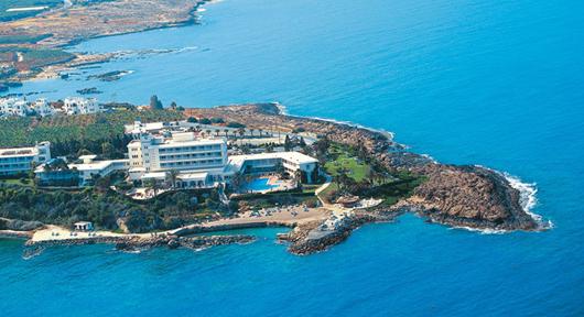 «Самый помпезный» среди курортов на Кипре