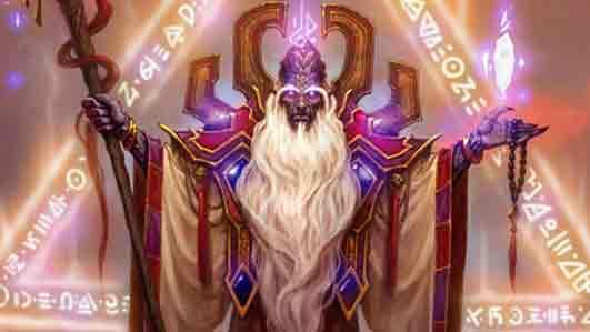 Планета вселенной Warcraft
