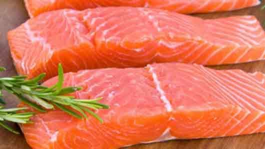 Какое вещество из лососины способно уменьшить боль в организме