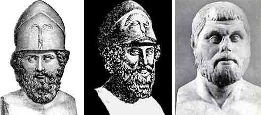 Кого Фемистокл полагал «опаснейшими врагами Греции»