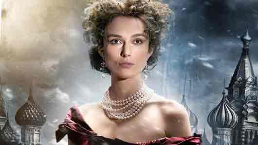 На каких островах английский режиссер Джо Райт снимал свой вариант «Анны Карениной»