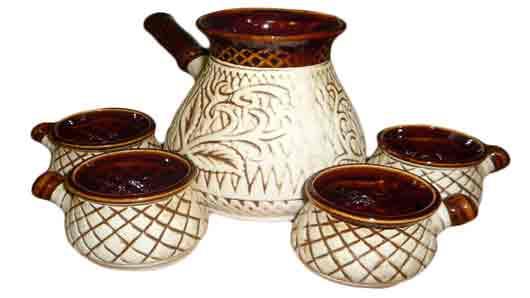 Восточная чашка