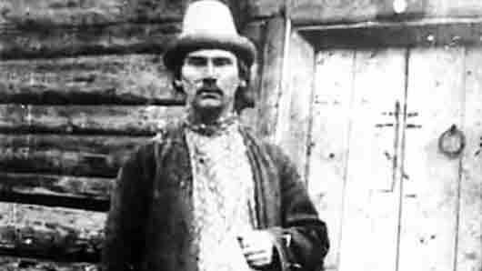 Поэт, «литературный крестный» Сергея Есенина