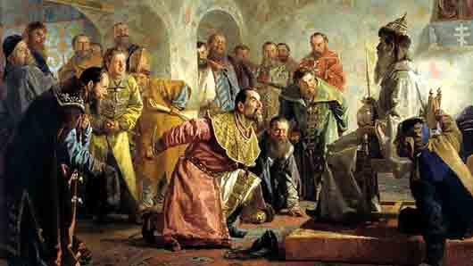 Воровство в Древней Руси