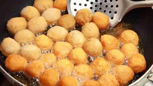 Жир для приготовления пончиков