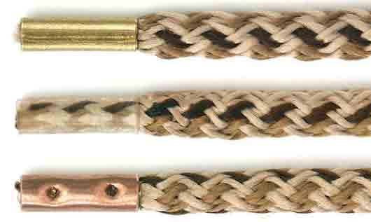 Пластиковый наконечник шнурка