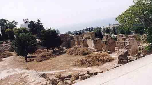 Верховный судья в Древнем Карфагене