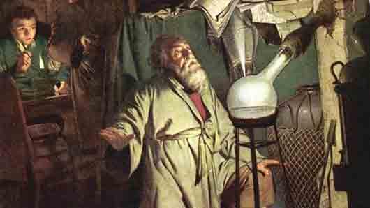Какому великому алхимику из Германии история приписывает открытие фосфора при поиске «философского камня»?