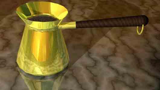 Кофейная турка