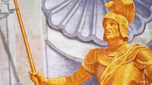 Сокамерник Марко Поло, записавший за великим путешественником его знаменитую книгу