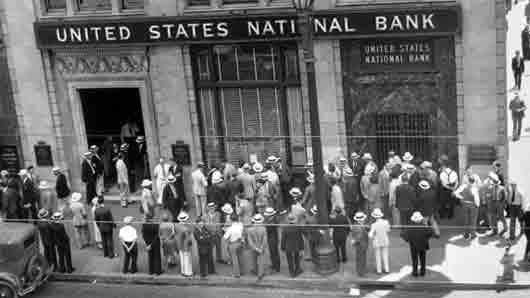 «Великий утешитель» американцев во времена Великой депрессии