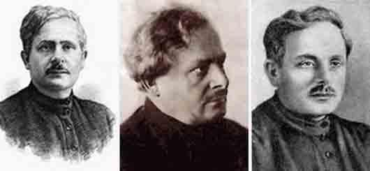 Какой Авель стал прототипом товарища Семплиярова