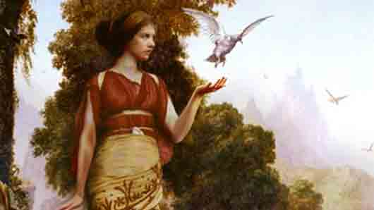Чем заведовала богиня Деметра