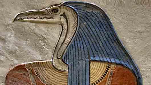 Крылатый вестник разлива Нила