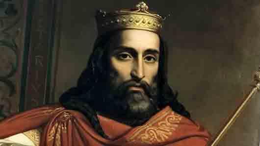 Внук Карла Великого, поставивший свою подпись под Верденским договором