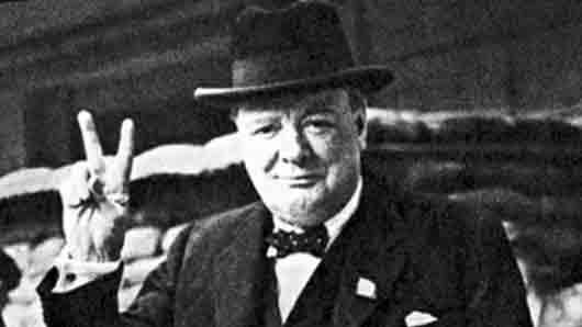 Что изображала любимая татуировка Уинстона Черчилля