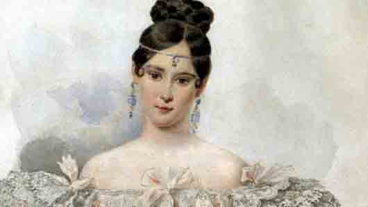 «Домашнее имя» супруги Александра Пушкина в семье Гончаровых