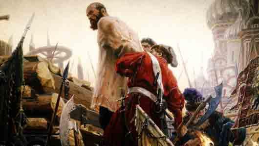 Кража из старорусской жизни