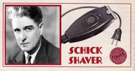 Кто в 1931 году выпустил первую электрическую бритву
