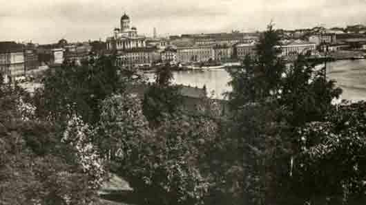 В каком городе родилась финская писательница Туве Янссон