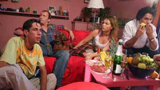 Чем торгует Рикардо Росси из комедии «Четыре таксиста и собака»