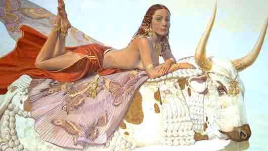 Как звали мать мифологического Минотавра