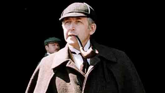 Из чего стрелял в комнате Шерлок Холмс, развивая меткость