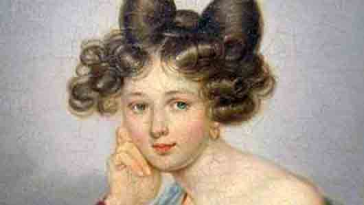 Как звали первую жену Федора Тютчева