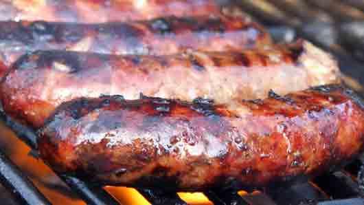 Кровяная колбаса из Каталонии