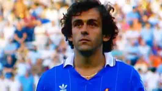 Первый, кто стал лучшим футболистом Европы три раза подряд