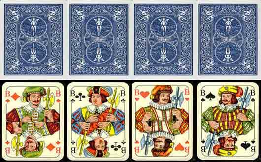 5 kart krallıq oyunu