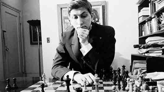 Шахматный чемпион, родившийся в один день с Юрием Гагариным