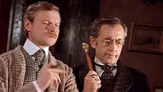 Какого сэра сыграл Никита Михалков в сериале о Шерлоке Холмсе