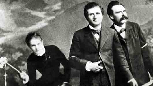 Какой Пауль познакомил Лу Саломе с великим Фридрихом Ницше