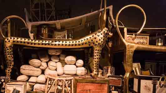 Какой пряностью древние египтяне отпугивали злых духов из гробниц фараонов?