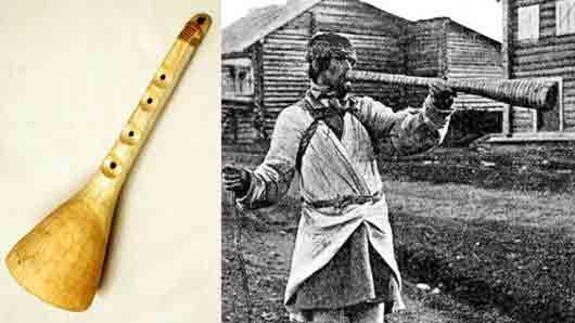 Карельская свирель