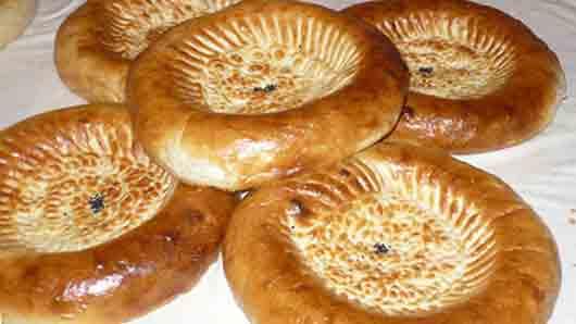 Казахская лепешка