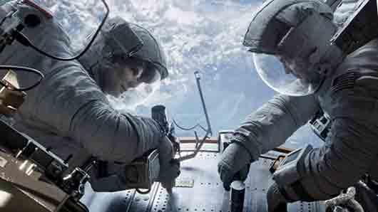 Космический телескоп из фильма «Гравитация»