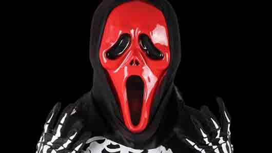Испуганный крик