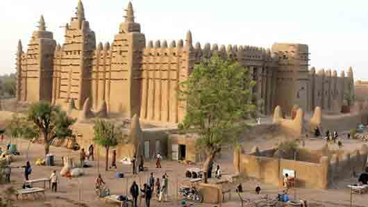 Сосед Мавритании