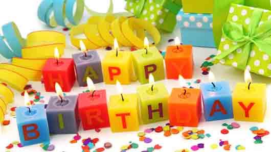 Трехквартальная подготовка к дню рождения