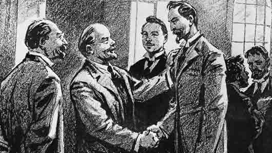 Что Владимир Ленин и Феликс Дзержинский в 1918 году призывали удвоить
