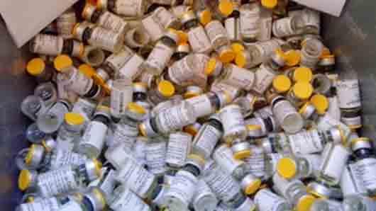 Из какого металла делают препараты для стимуляции метаболизма