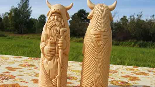 Бог границ у древних славян