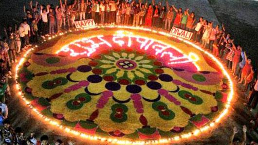 Главный индийский праздник