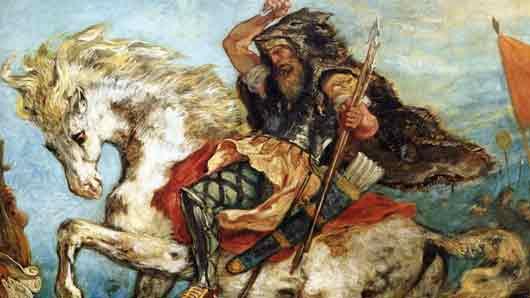Кто проиграл битву на Каталаунских полях