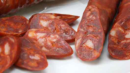 Мексиканские колбаски