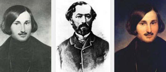 С кем по вечерам ходил в театр Николай Гоголь, когда жил в Париже